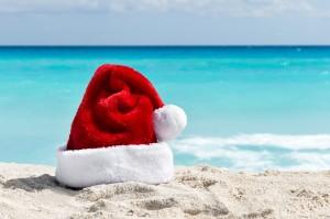 Navidad en Cancún