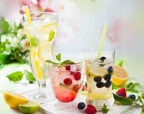 No olvides mantenerte hidratado en esta época de calor