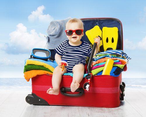 consejos de equipaje para salir de vacaciones