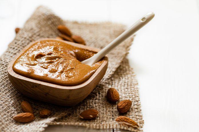 [Receta] Deliciosa mantequilla de almendras - Sin azúcar