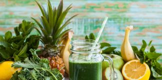 "Beneficios de tomar ""Green Smoothies"""