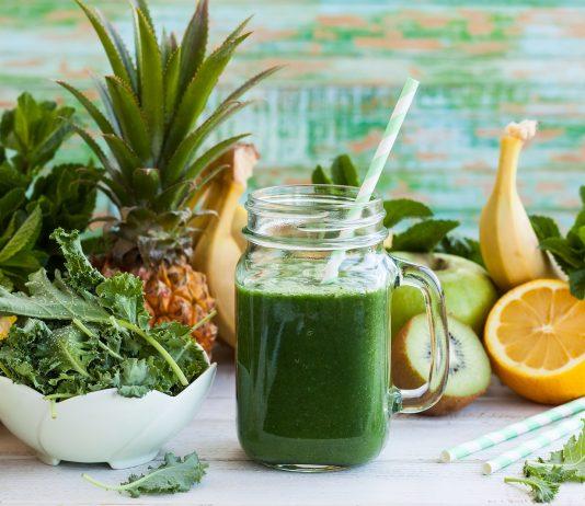 """Beneficios de tomar """"Green Smoothies"""""""