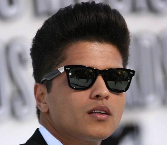 Bruno Mars viene a México en 2018